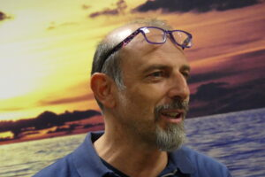 Corso di pittura a cura Gabriele Vicari presso il Centro 4.0 a Viareggio
