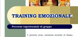 Link to TRAINING EMOZIONALE
