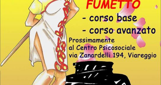 Link to CORSO DI FUMETTO E MANGA
