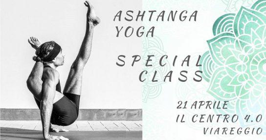 Link to Yoga Special Class di Ashtanga Yoga con Chadi Elhnoud