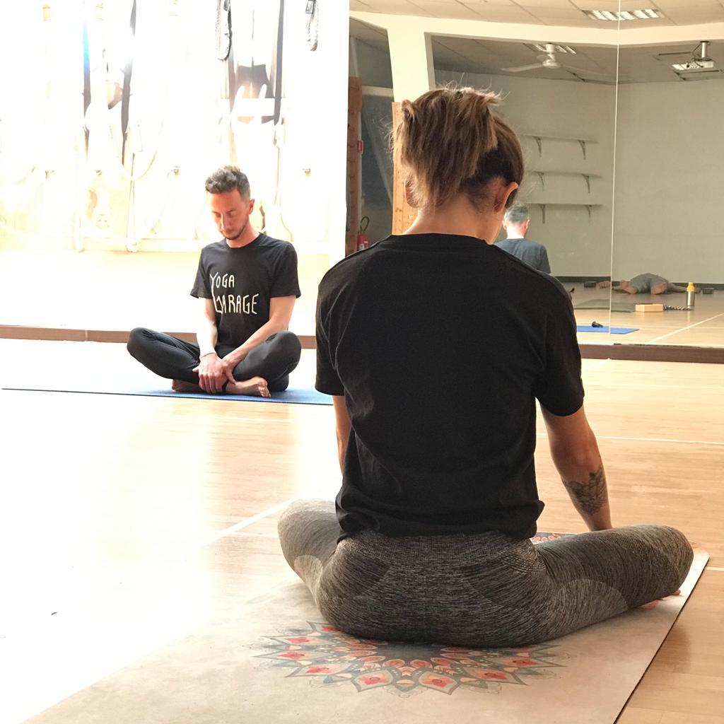 formazione insegnanti yoga associazione il centro 4.0 viareggio yoga garage firenze