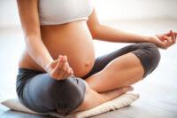 yoga in gravidanza yoga in fascia percorso magico tra la mamma e la creatura presso associazione sportiva il centro 4.0 viareggio versilia